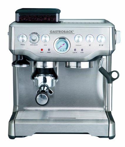 Gastroback 42612 Design Espressomaschine Advanced Pro G