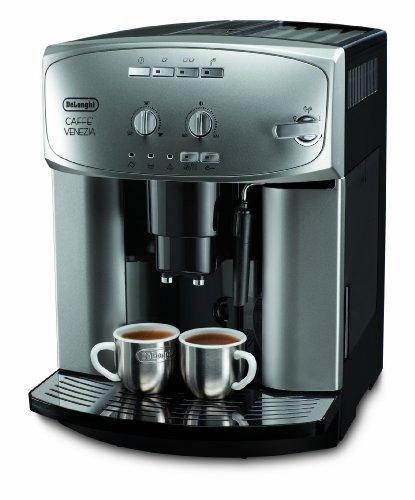 DeLonghi ESAM 2200 Kaffeevollautomat (1450 Watt, Dampfdüse)